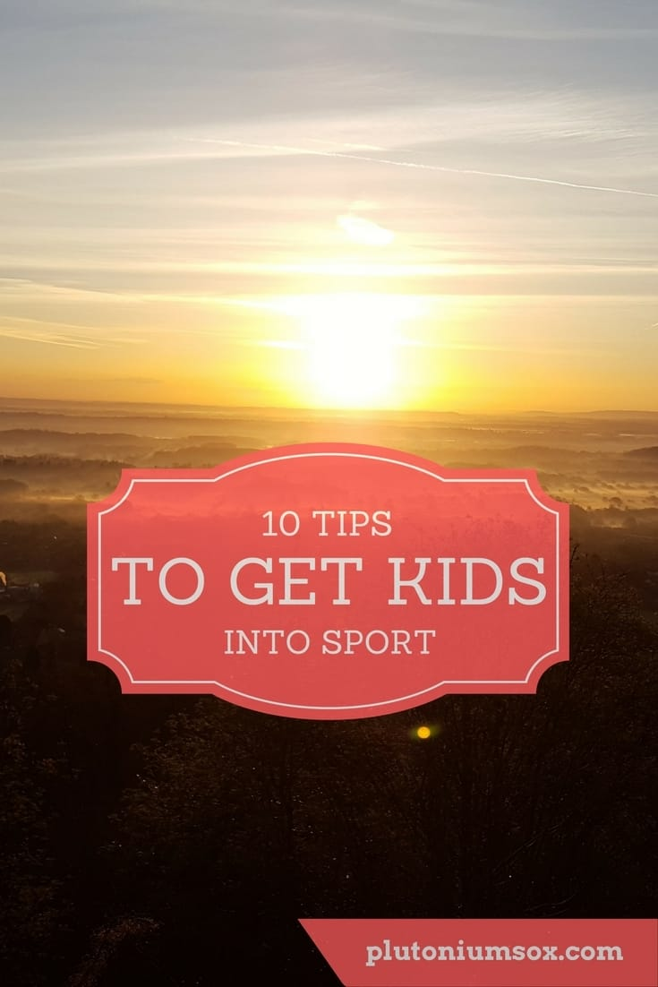 Sport for kids | It was recently revealed that children aged as young as 7 years old are not doing enough exercise. For me, this is the time when they should be getting really into their favoured sport. Here are some ideas to help kids of all ages from toddlers to teenagers to find their sport and get outdoors and active.