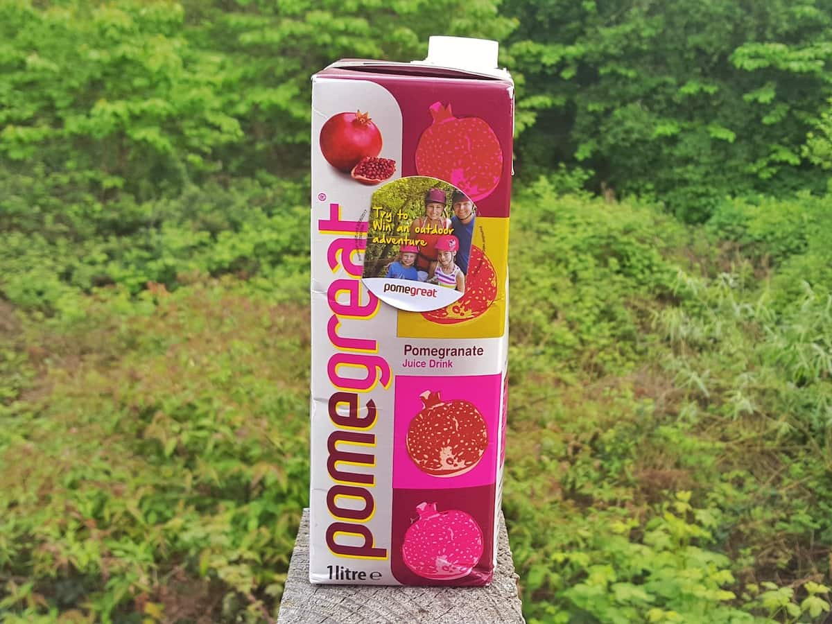 Win a Go Ape Outdoor Adventure with Pomegreat