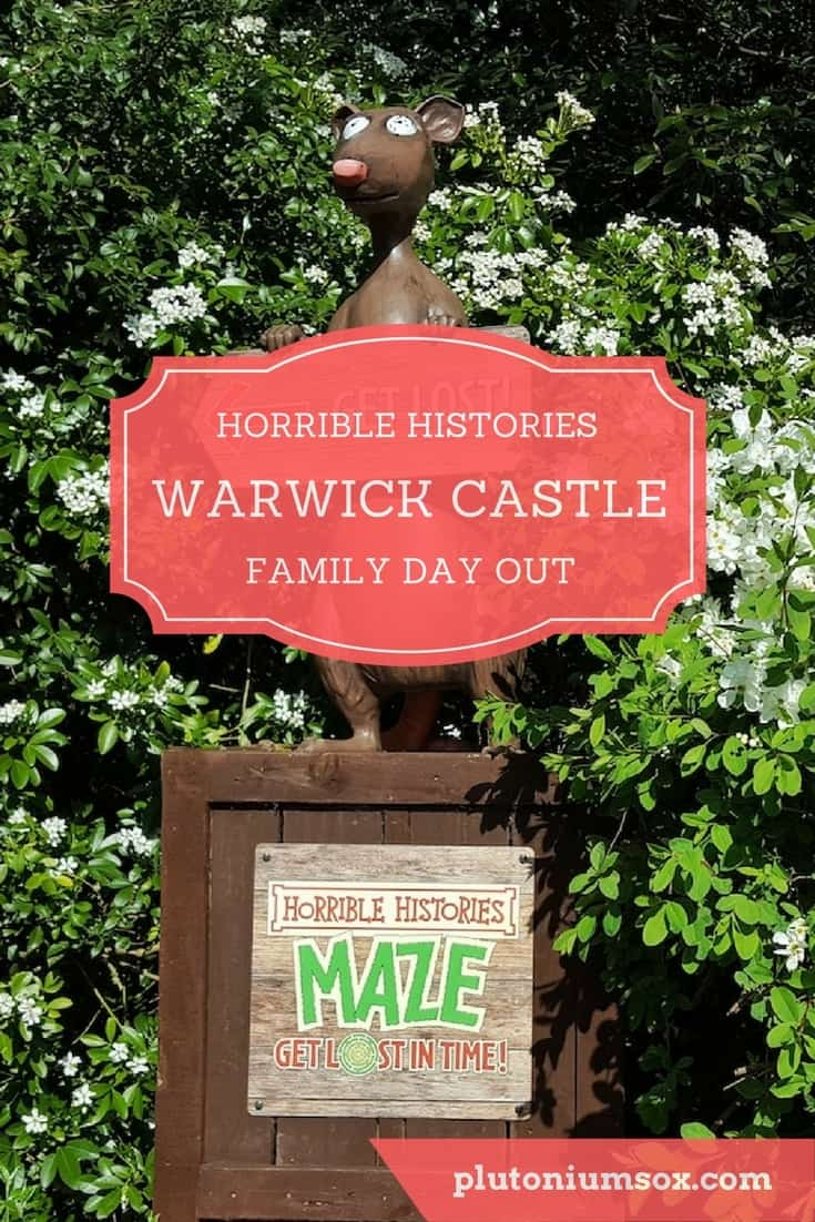 Warwick Castle - Horrible Histories | Looking for a fun, educational day out in the West Midlands? We can highly recommend Warwick Castle. Check out the connection between Horrible Histories and Warwick Castle and find out how you can learn all about both the history of England and the Castle's history from the Horrible Histories maze and stage show.