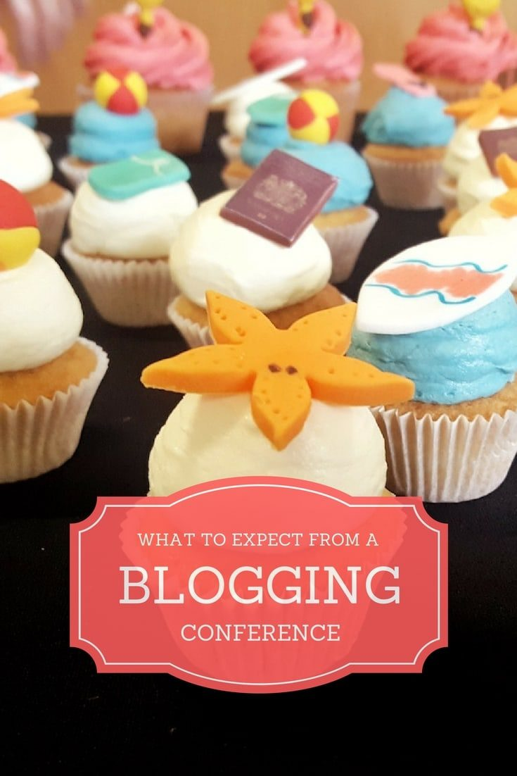What to expect from your first blogging conference. So your'e ready to learn a bit more about blogging? Going to a blog conference is the natural step. But what can you expect?
