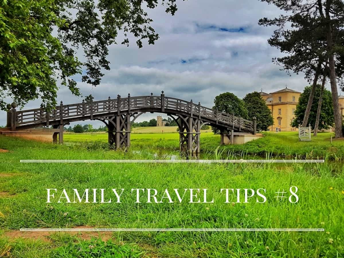 Family travel tips #8 - Linky