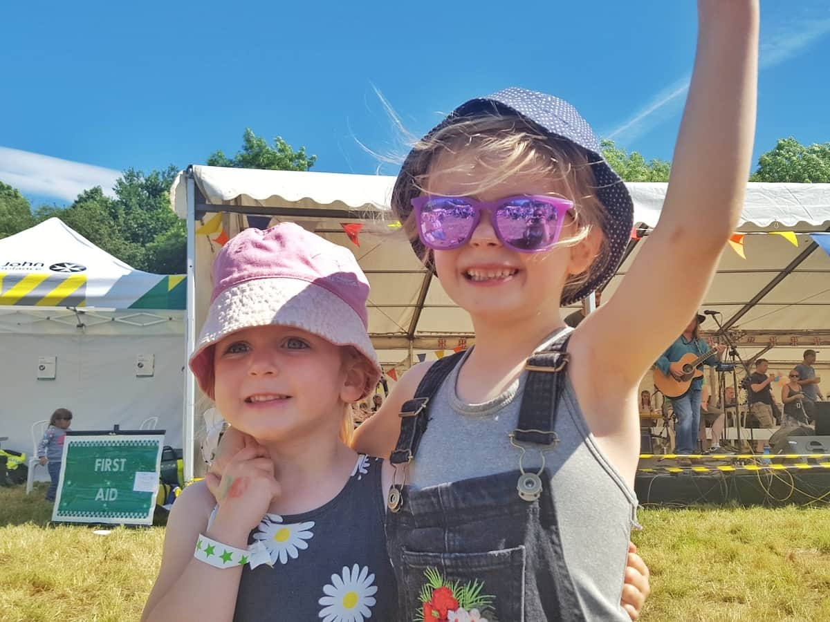 Win a family ticket for Nozstock The Hidden Valley Festival