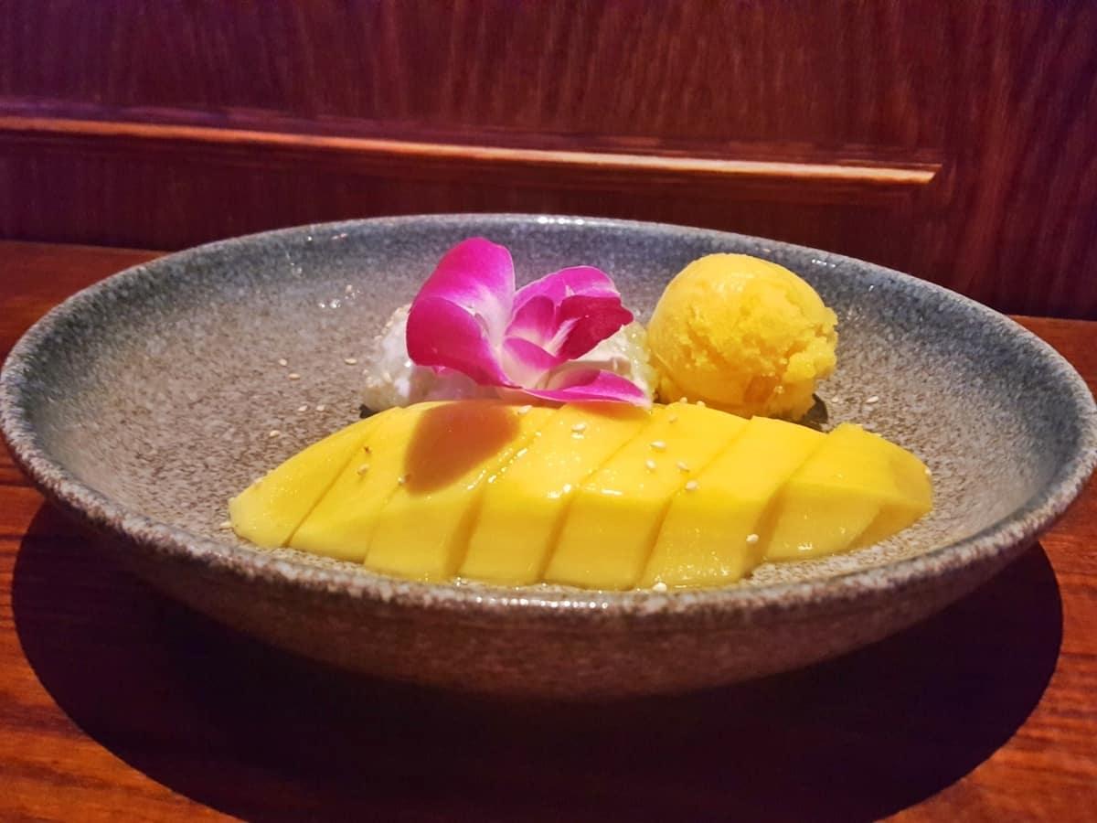 Siamais Thai Restaurant Brindley Place Birmingham Review