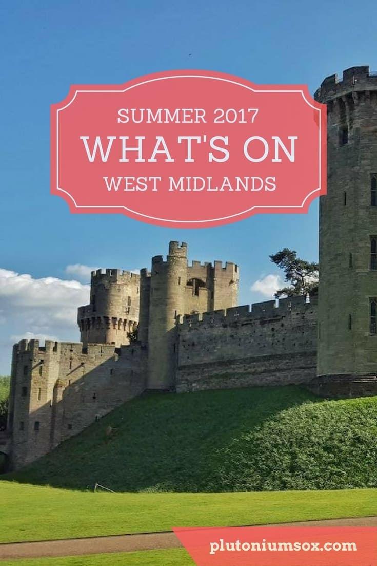 West Midlands | Summer holiday 2017. If you will be in the West Midlands during the school summer holidays this year, this is a list of all the family friendly events and activities that are taking place. From holiday clubs to days out to music festivals, there is something for children of all ages. There's plenty for parents to enjoy too.