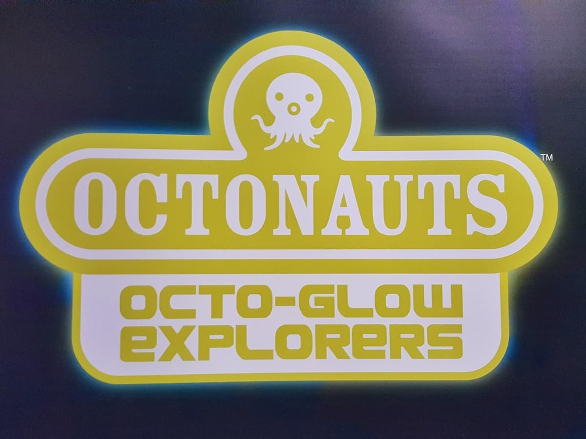 Octonauts Octo Glow Explorers at Sea Life Birmingham