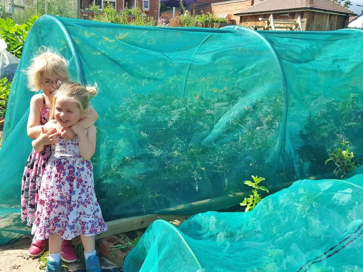 5 tips for growing vegetables with children