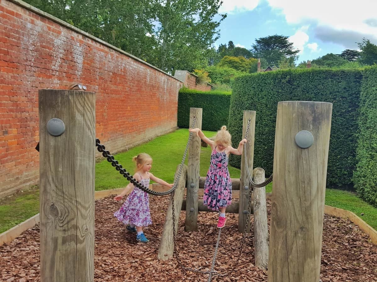 Dinosaurs at Eastnor Castle