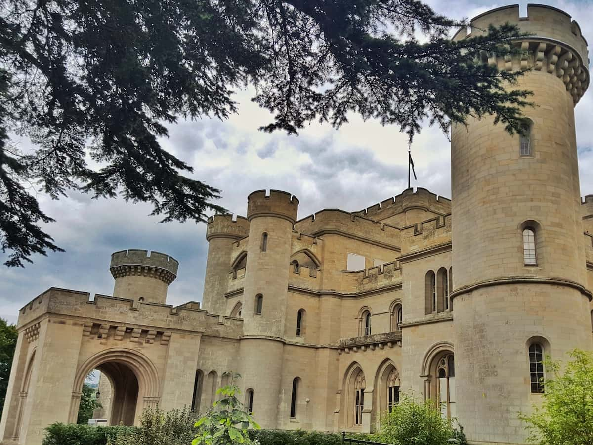 Dog friendly West Midlands Eastnor Castle