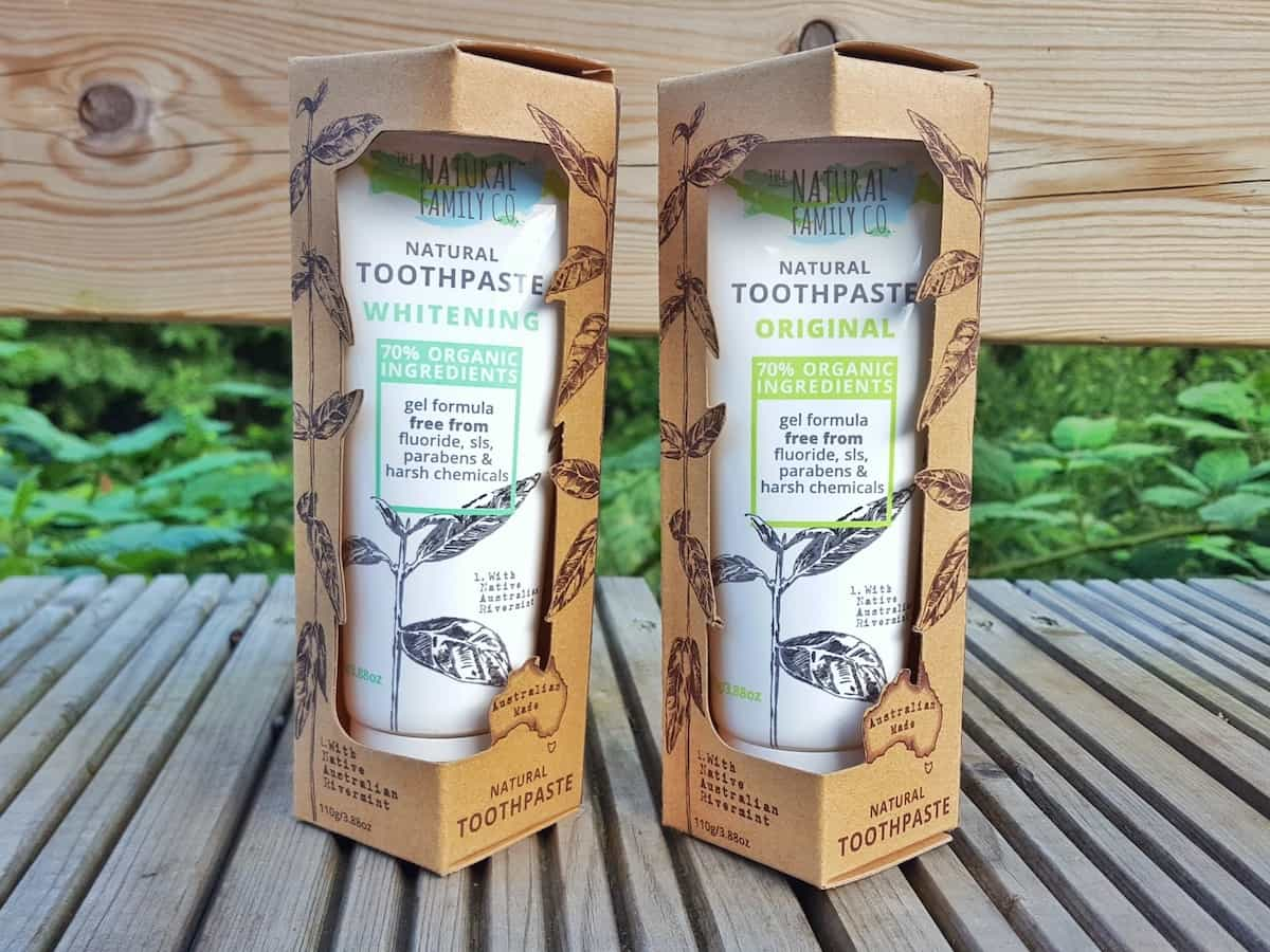 NFco Natural Family Tooth Care