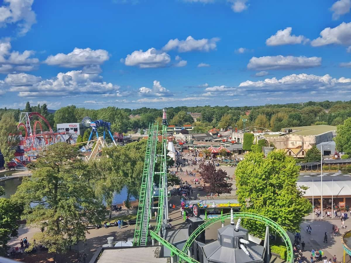 Family fun at Drayton Manor Park