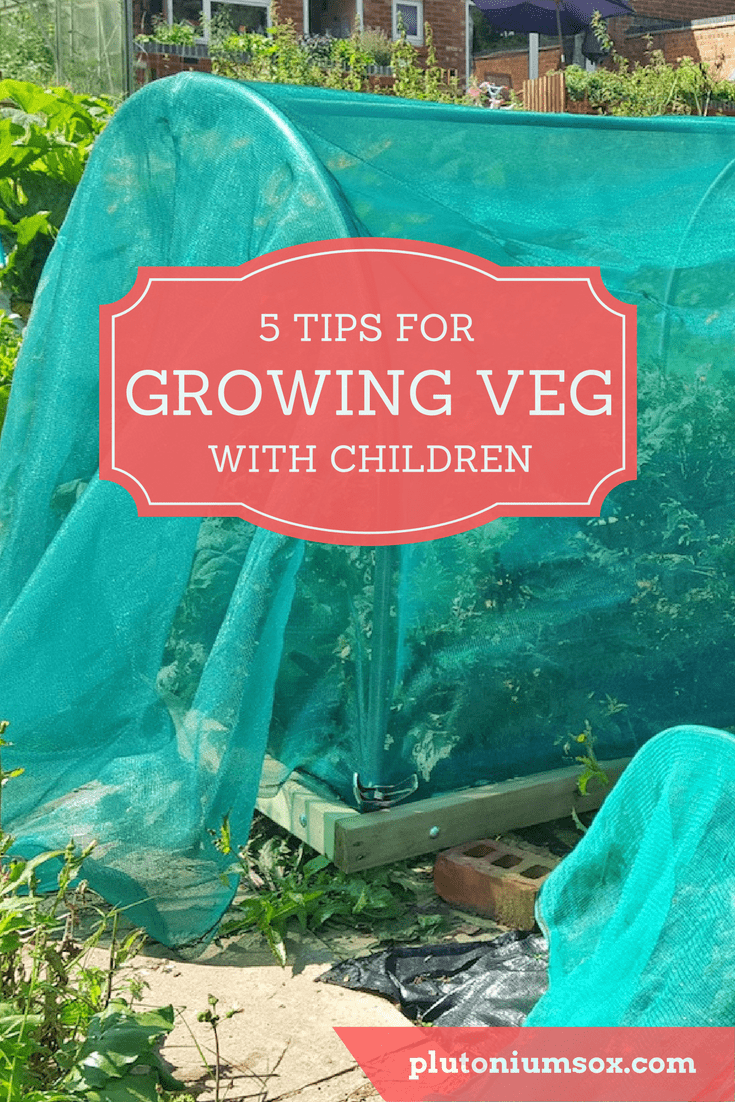 Growing vegetables with children | Allowing children to get involved in the process of growing, preparing and cooking vegetables can be a great way to encourage them to eat their greens. It also gets them outside into the garden. Gardening can give children a real sense of achievement, increase their confidence, improve their diet and benefit their health. Here are some tips to get you started.