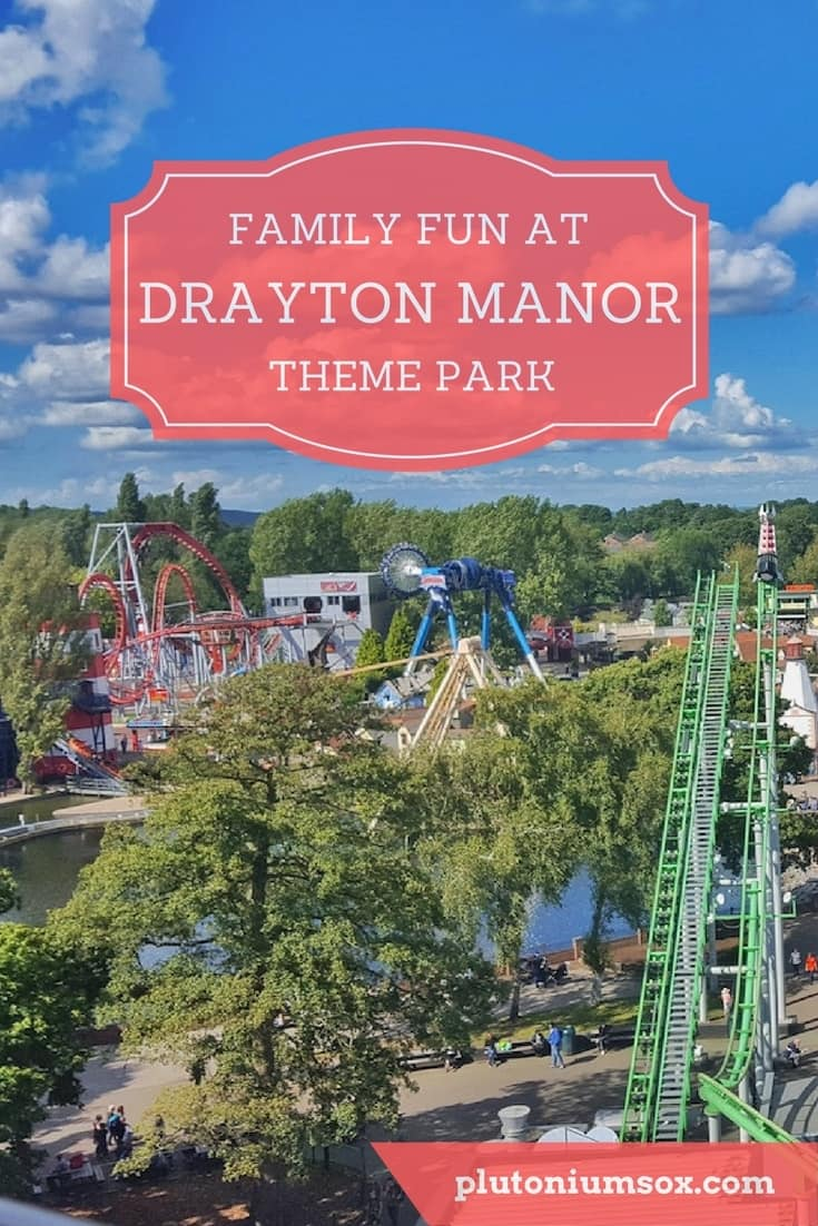Drayton Manor Park theme park and zoo, Tamworth, West Midlands | Drayton Manor Park is a theme park that caters for kids and big kids of all ages. There are rides, play areas and a zoo that are perfect for toddlers, with the Thomas Land area aimed specifically at young children. For thrill seekers, there are big rollercoasters in Drayton Manor Park. It is one of the most fun days out in the West Midlands.