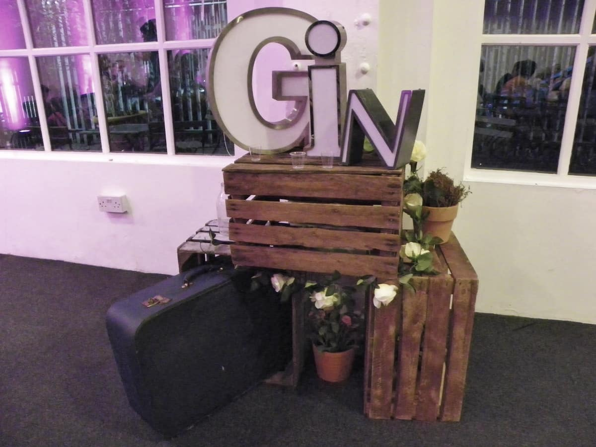 Birmingham Gin Festival Review