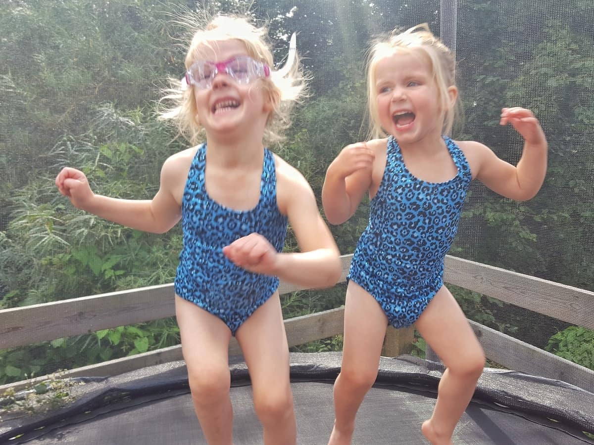 Halocline chlorine resistant swimwear from simply swim