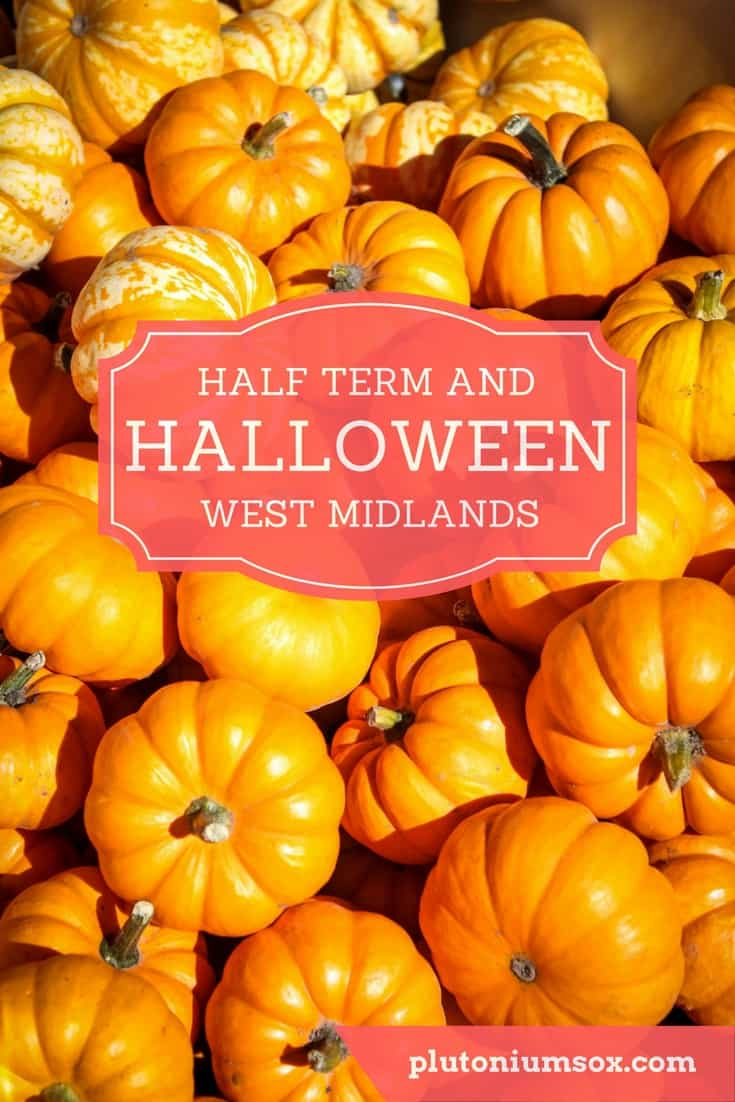 Halloween UK | The 28 best October half term and Halloween events in the West Midlands for 2017. Across the region and suitable for families from young children to adults.