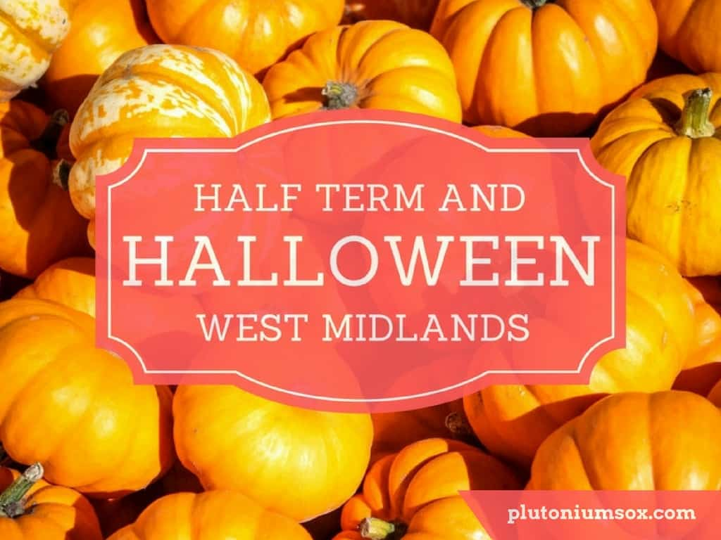 28 best October half term and Halloween events 2017 West Midlands
