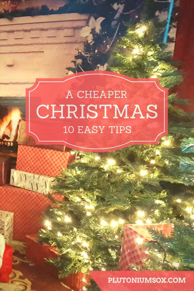 Christmas money saving | The cost of a family Christmas soon mounts up. Whether you are a parent with children to buy for, or looking to save on gifts for the wider family, these 10 money saving tips will help you on your way. There are tips on how to save money on food, gifts, discount codes and how to make your money go further by cutting costs elsewhere. #Christmas #MoneySaving