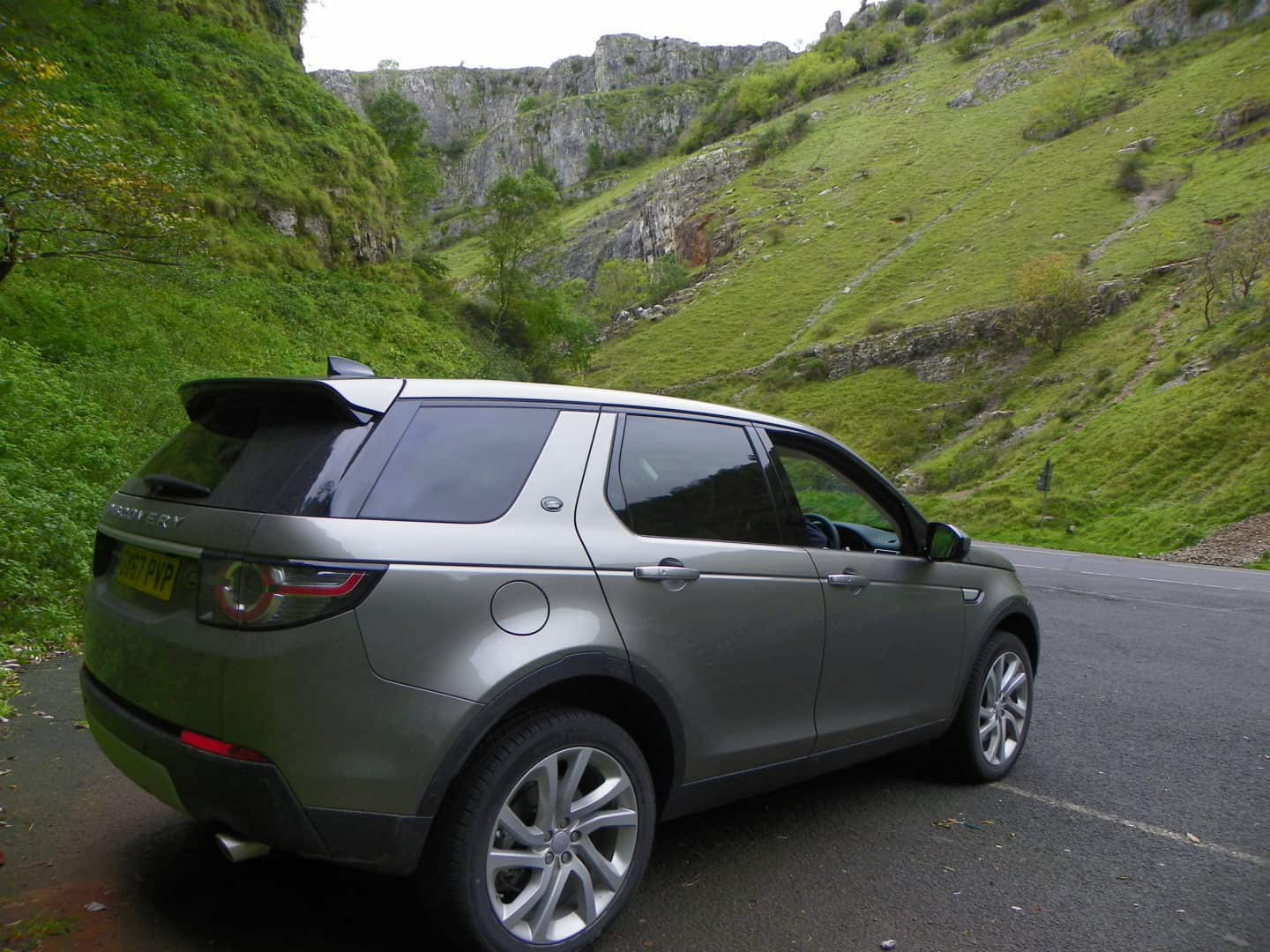 Land Rover Discovery Adventures