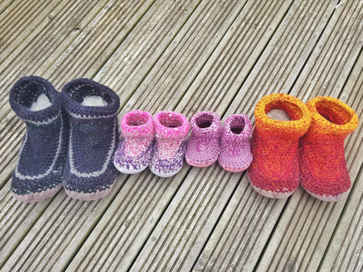 The best slippers ever for the whole family