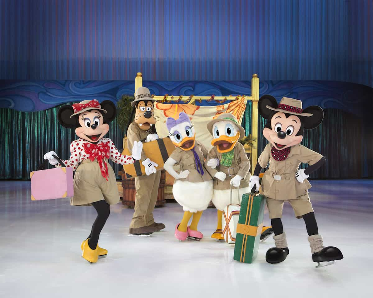 10 things you need to know about Disney on Ice Passport to Adventure