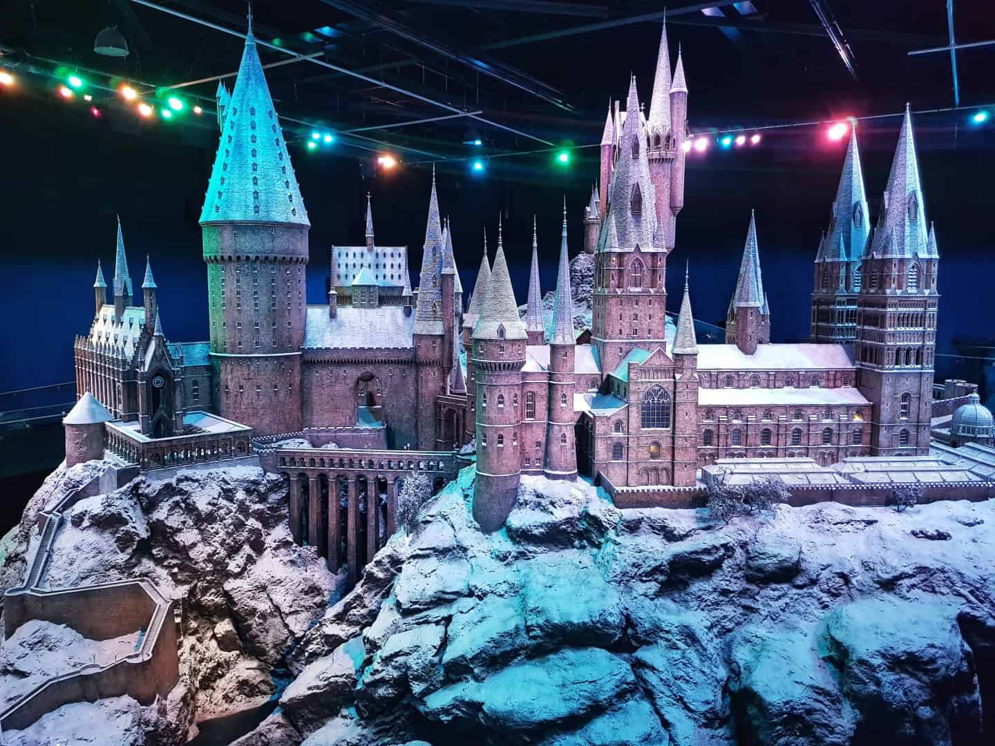 15 Things you need to know about Hogwarts in the snow