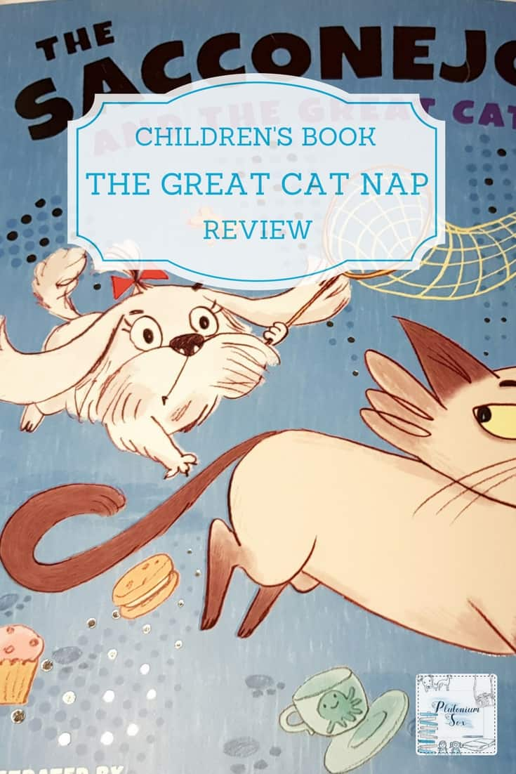 Preschool book review | The Great Cat Nap by the Saccone Jolys is a story about the love of some children and their cute little dogs. The book follows the adventures the dogs go on when one of the children decides she wants a cat. This is the perfect book for preschool and key stage one aged children, particularly if they are pet lovers. #childrensbooks #kidsbooks #preschool #ks1 #bookreview
