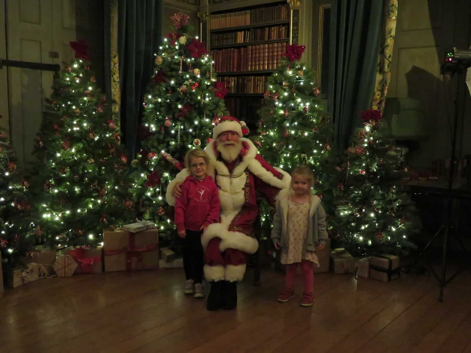 West Midlands Christmas days out 2018 Warwick Castle Santa stories