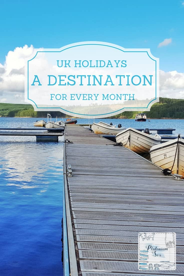 UK holiday destinations | It is easy to rule out a staycation in the UK because you worry that your holiday may be ruined by the weather. But so many parts of England, Wales, Scotland and Northern Ireland are perfect for a family holiday at any time of the year that I asked top UK family travel bloggers to share their recommendations for whereabouts in the UK to stay every month of the year. Happy travelling! #UKTravel #familytravel #familyholidays