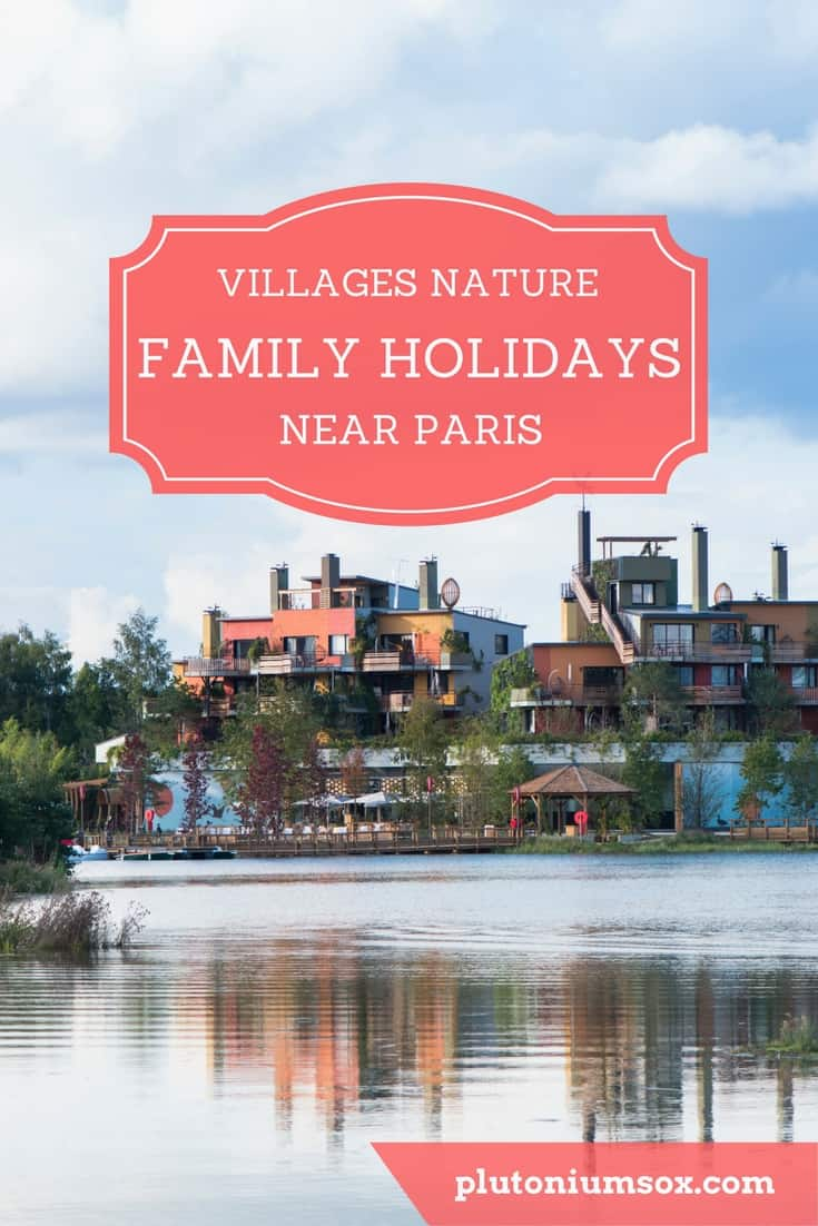 Family holiday - Paris | Villages Nature® Paris has five zones. Each represents a different element of an idyllic holiday, with activities on offer for the whole family. The combined brainchild of Disney and Center Parcs, each brings a unique expertise in exploration and entertainment. The result is five totally immersive worlds, combining to create the perfect family holiday. #paris #disney #familytravel