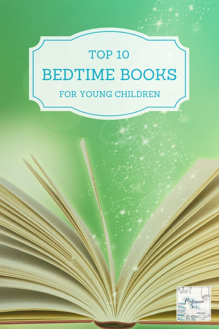Bedtime stories | Reading a book at bedtime is a great way to get children to calm down. It is also a way for parents to bond with their children over a little quiet time and a shared love of a favourite book. Here are our top ten bedtime books for children of preschool age up to key stage one. #books #bedtimestories #childrensbooks #reading