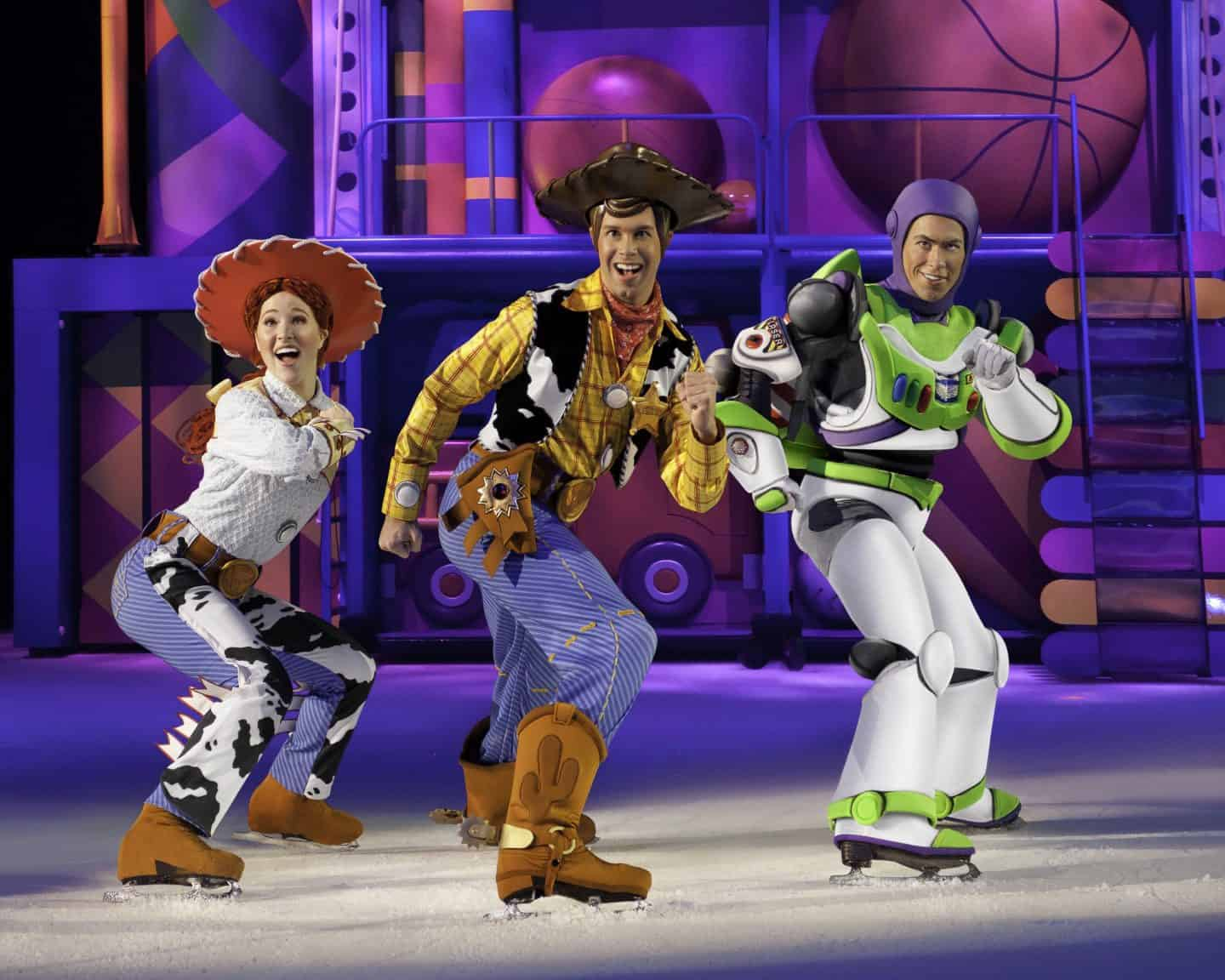 5 Tips for watching Disney on Ice Worlds of Enchantment
