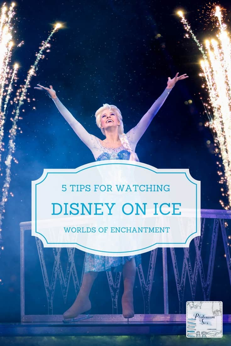 Disney on Ice Worlds of Enchantment | The Disney on Ice team are currently touring the UK with their Worlds of Enchantment show. We've got some tips for you to make sure you enjoy your experience. From getting there to how long the show lasts. This is a show that is perfect for both boys and girls whatever Disney films they are into. #Disney #disneyonice #review #daysout #familyfun