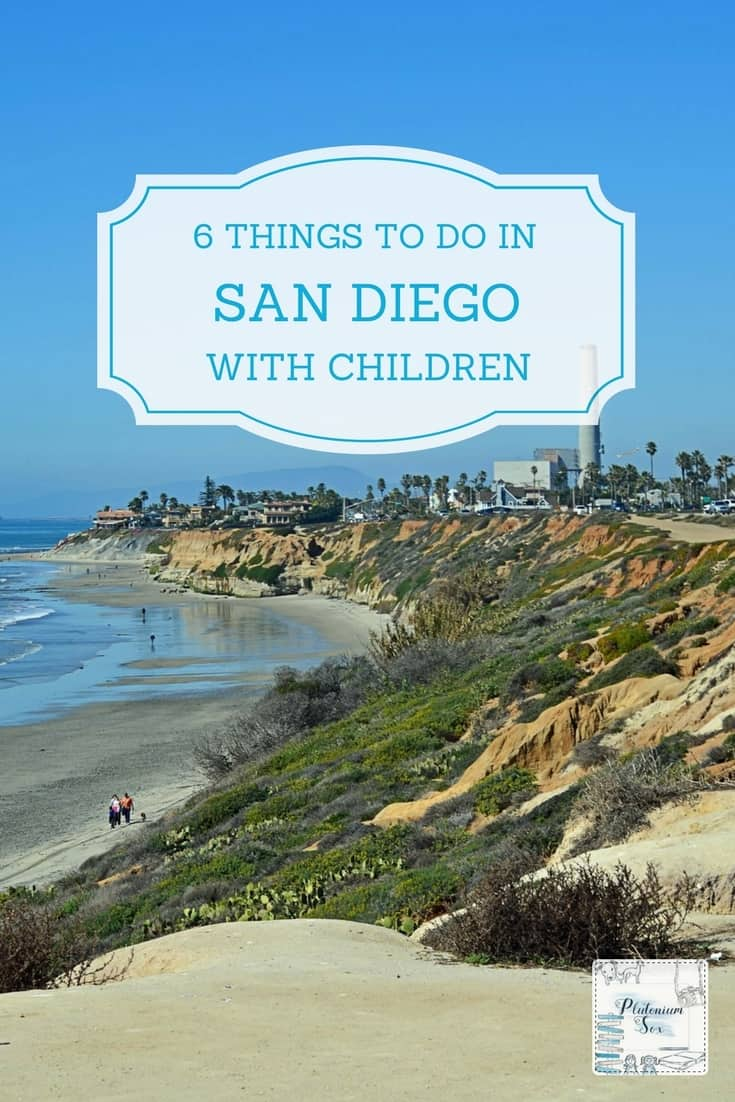San Diego | If you are thinking of visiting San Diego California with children, here are the top six things you won't want to miss. From stunning beaches to surf lessons and Balboa park with its plethora of museums and attractions, you can't get bored in San Diego. #california #sandiago #familytravel