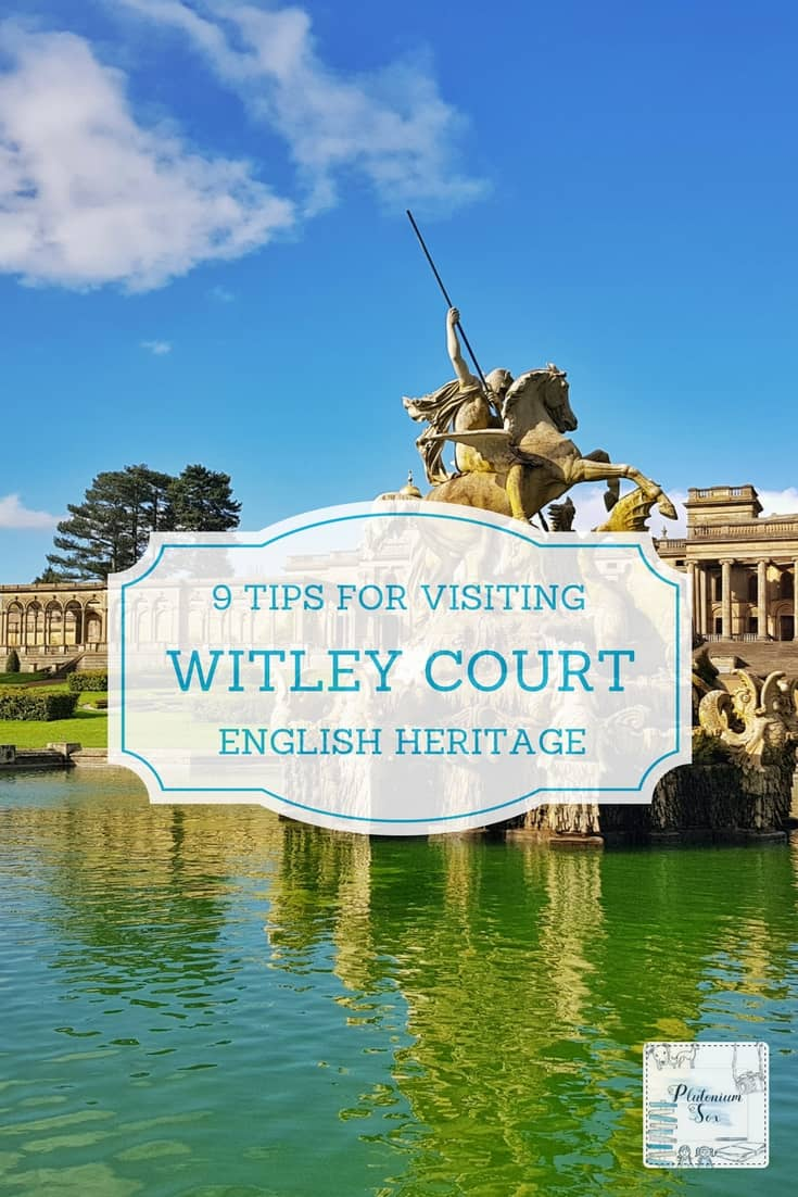 Witley Court English Heritage, Worcestershire, West Midlands | If you are looking for a dog friendly family day out in the West Midlands, Witley Court is the perfect destination. There are plenty of outdoor playgrounds for children as well as a beautiful lake and fascinating ruin. Read my top tips for enjoying your visit as a family. #familyfun #WestMidlands #Englishheritage #uktravel #daysout
