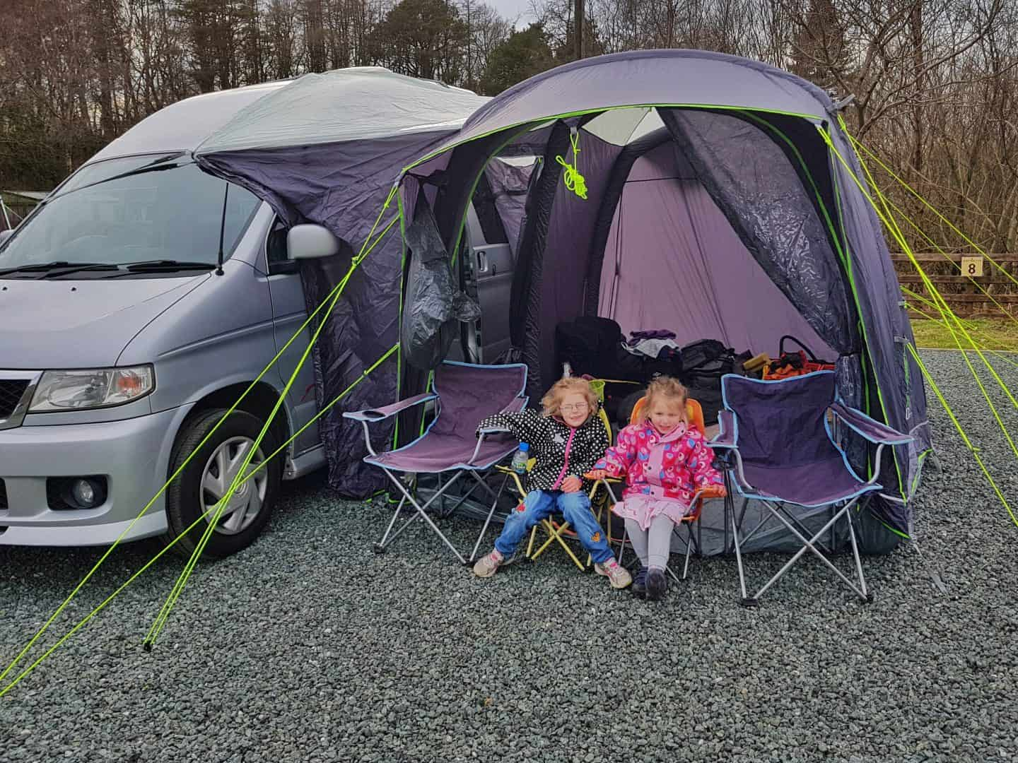 10 tips for packing a campervan for family travel