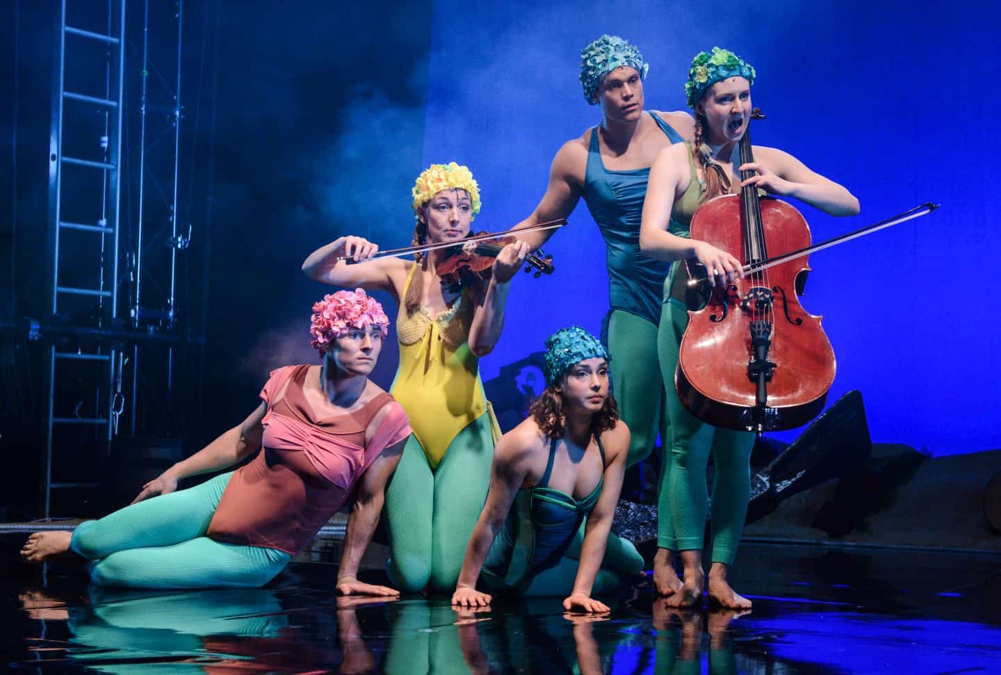 Little Mermaid – the circus sensation at Malvern Theatres