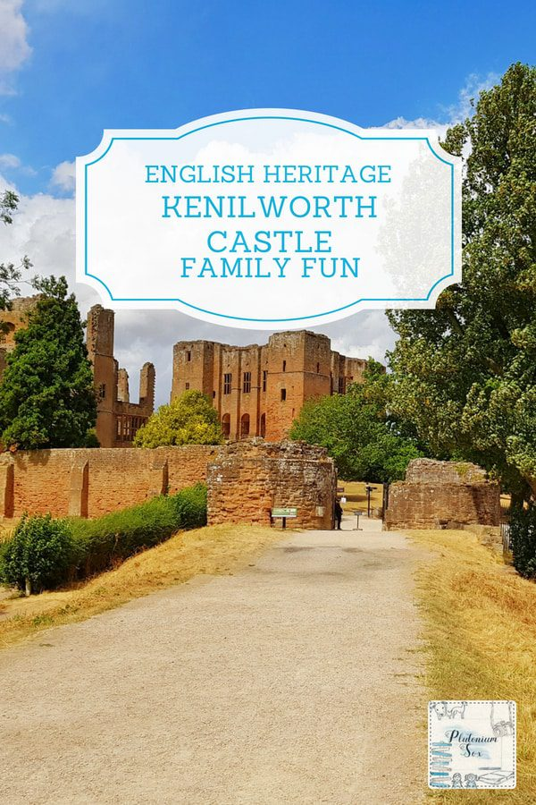 Kenilworth Castle is an English Heritage property in Warwickshire, UK. If you're looking for a dog friendly family day out in the West Midlands, this is a great place to start. With special activities for children during the school holidays, Kenilworth Castle has facilities for the whole family and dogs are allowed everywhere on site on a lead with the exception of the food area of the tearooms. This is a historical castle that has been owned by royalty at several stages in its history and a fascinating place to visit. #daysout #westmidlands #EnglishHeritage #dogfriendly #familyfun #uktravel #ukdaysout