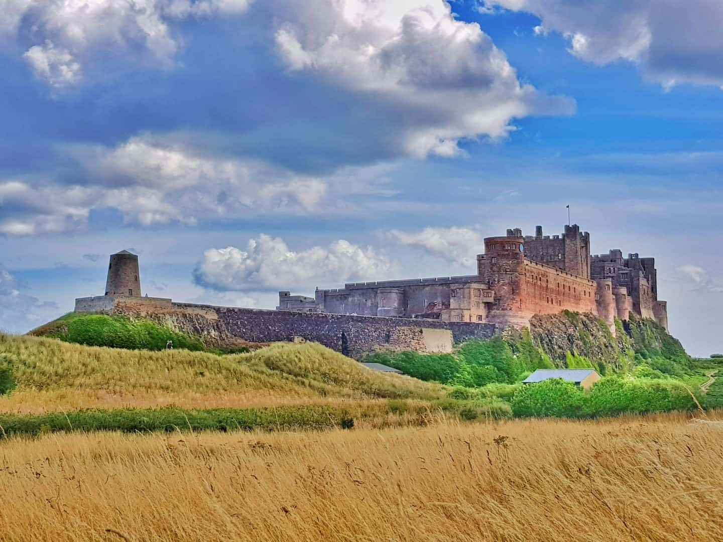 A family day out in Bamburgh and Grace Darling