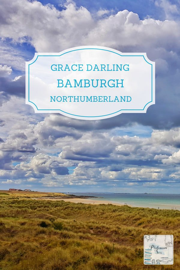 Bamburgh, Northumberland | UK history devotees will be well aware of Grace Darling and her connection with Bamburgh in Northumberland and the nearby Farne Islands. Bamburgh itself is a beautiful place to visit with a dog friendly beach, a quaint little town and an imposing castle overlooking it all. Find out why Bamburgh is the perfect place for a family day out. #Bamburgh #GraceDarling #Northumberland #UKtravel #historylovers