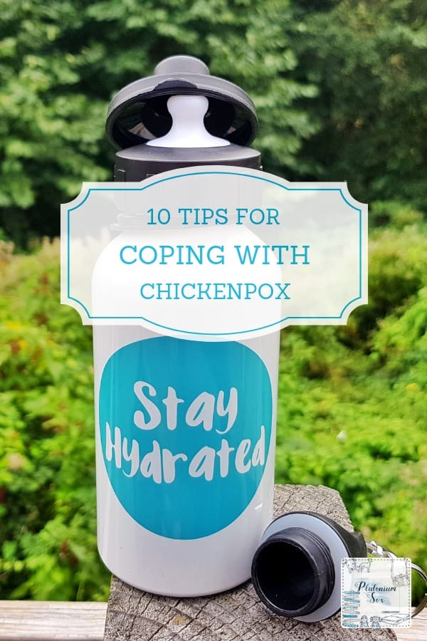 Chickenpox | dealing with chickenpox is something most families have to face. We're told it's better to have chickenpox as a child, but that doesn't detract from the fact that it's horrible to see our children ill. Here are ten things that can help you to nurse them back to health and get through the ordeal unscathed. #chickenpox #children #health #chickenpoxrelief #itching