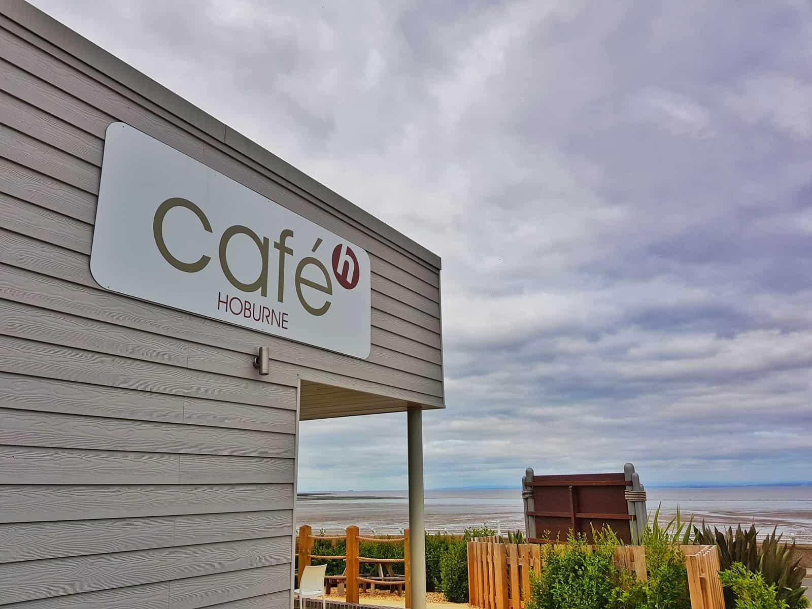 Hoburne Blue Anchor cafe
