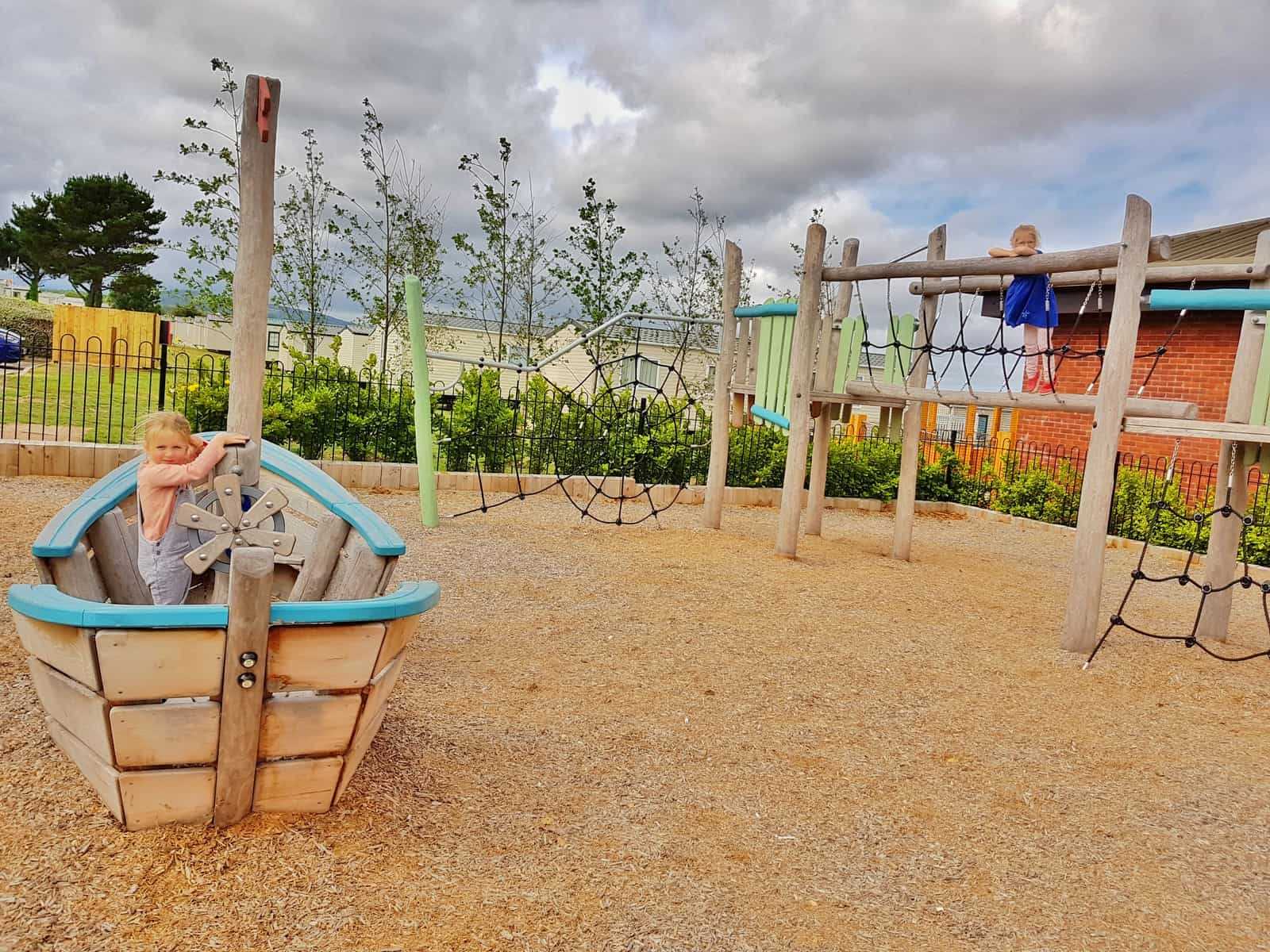 Hoburne Blue Anchor playground