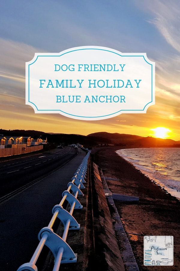 North Somerset UK | Hoburne Blue Anchor is a dog friendly holiday park in North Somerset, UK. Activities include crazy golf and an adventure playground so it is perfect for children or families. But don't be put off if you are looking for something more sedate, the beautiful beach, steam train and quaint surrounding villages make it perfect for all ages. #Hoburne #BlueAnchor #UKTravel #Somerset #VisitEngland #FamilyTravel #DogFriendly