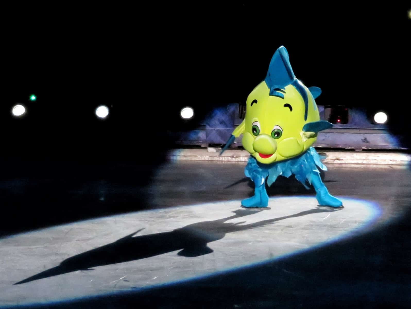 Disney on Ice fish