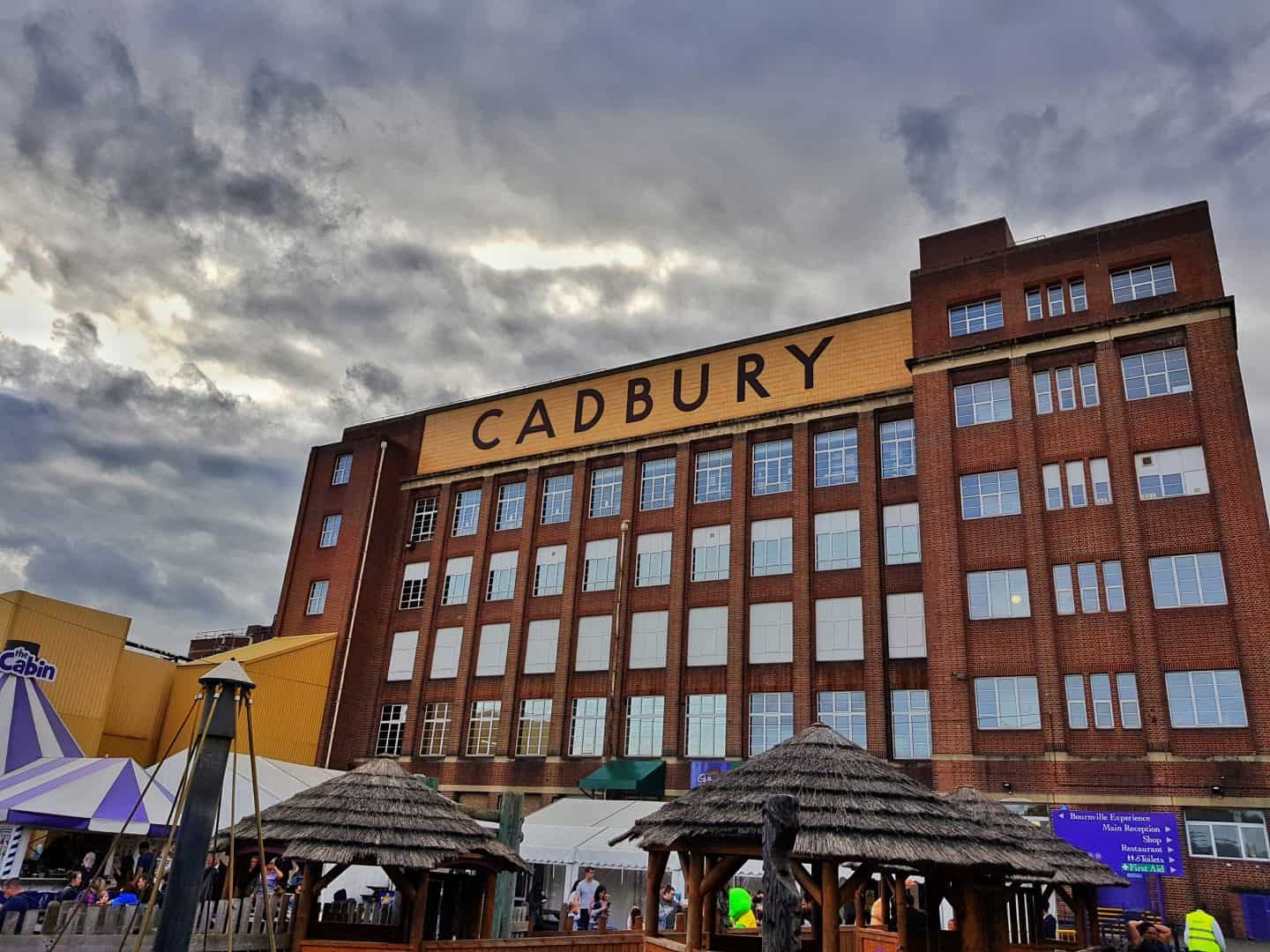 A family day out at Cadbury World Birmingham