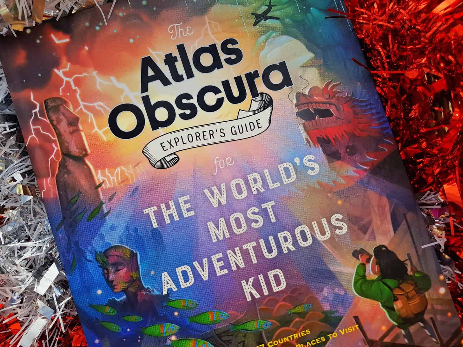 Christmas gift guide for primary school children Atlas Obscura Explorer's Guide