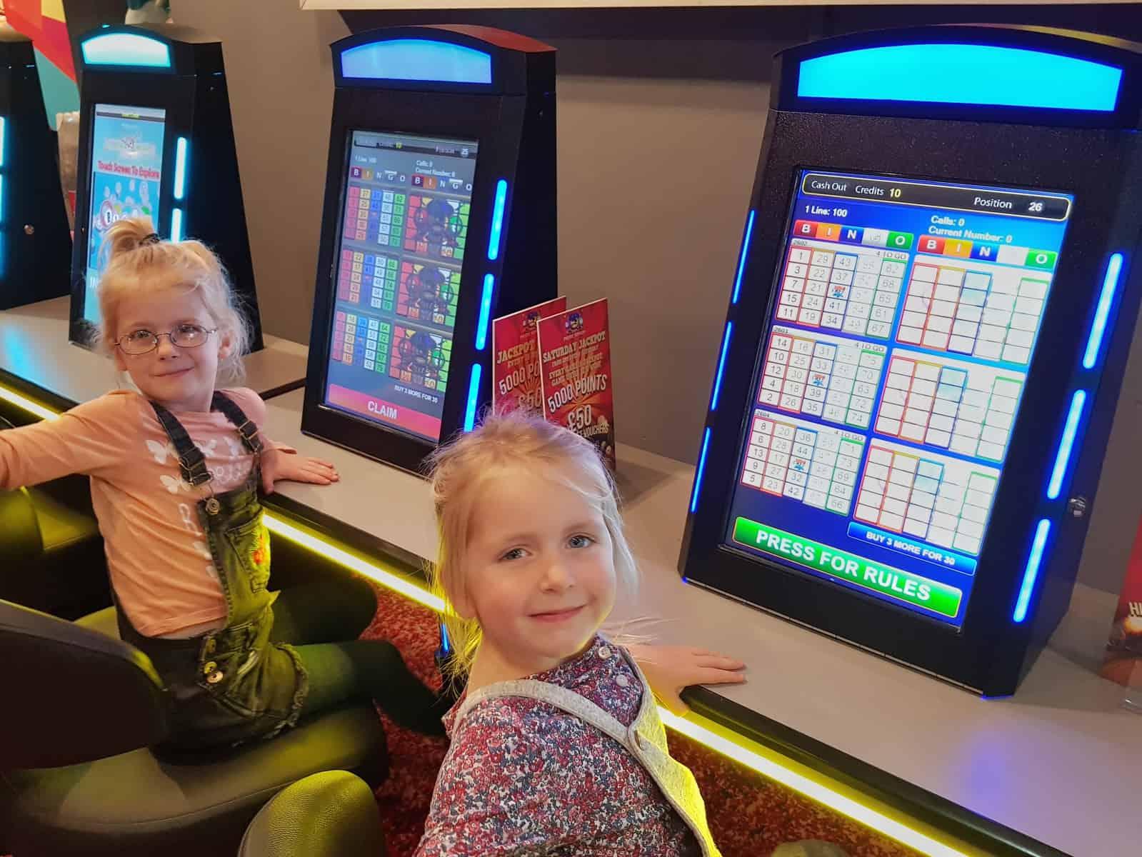 Coral Island Blackpool bingo