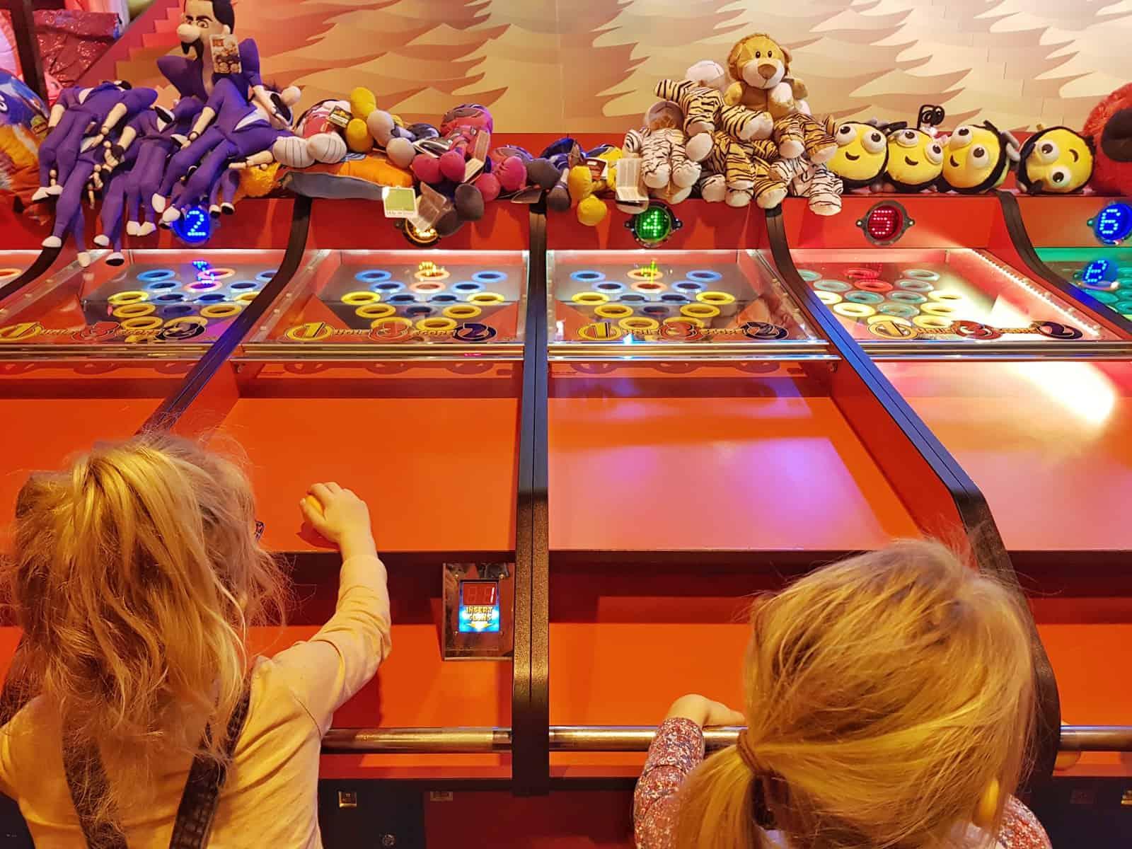 Coral Island Blackpool camel derby