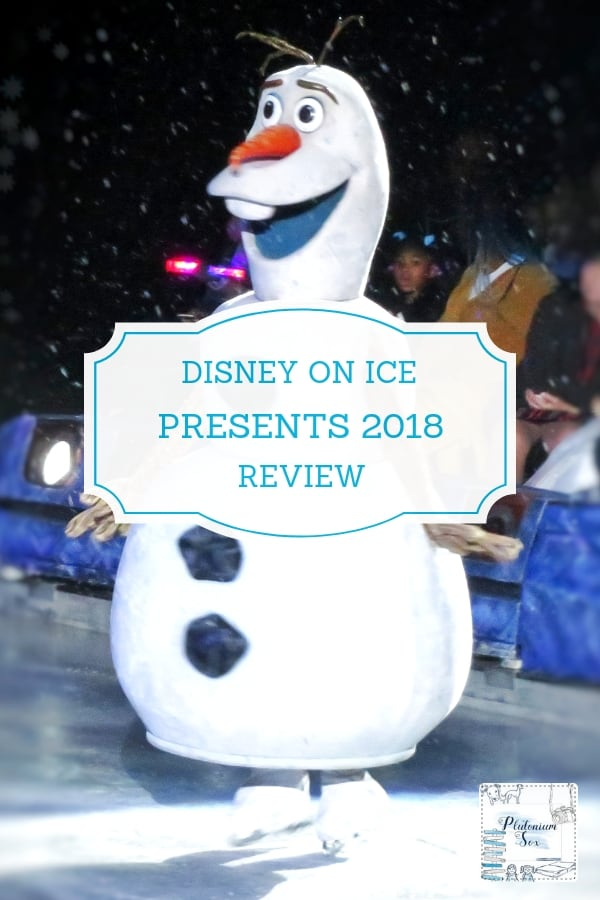 Disney on Ice Presents 2018 Review | This year's Disney on Ice features more favourite Disney stories than ever before. Moana has her first appearance to the delight of children and adults alike. Of course, Mickey and Minnie mouse are there to present the show. #DisneyOnIce #DisneyLovers #Disney #KidsActivities #DisneyShow