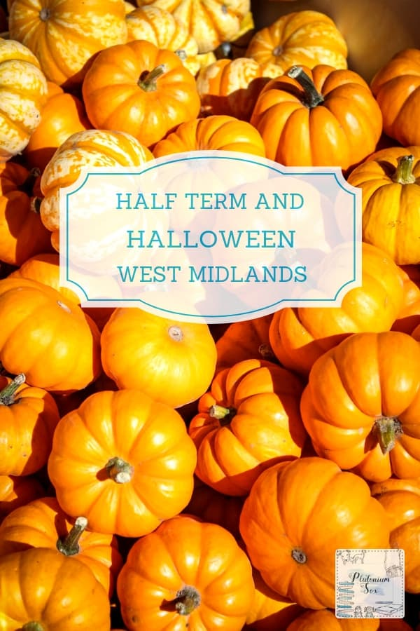 Halloween West Midlands UK | The best October half term and Halloween events for children and families in the West Midlands for 2018. Across the region and suitable for families from young children to adults. #Halloween #WestMidlands #HalfTerm #KidsActivities #UKtravel #UKdaysout #daysout